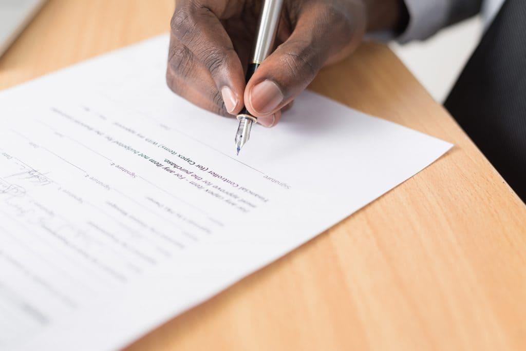 contrat de leveur de fonds